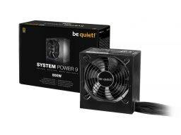 Be quiet! 500W 80+ Bronze System Power 9