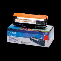 Brother TN-328C Cyan toner