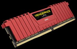 Corsair 8GB DDR4 2666MHz Vengeance LPX Red