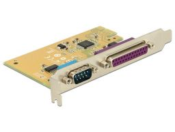 DeLock PCI Express Card > 1 x Serial + 1 x Parallel