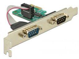 DeLock PCI Express Card > 2x Serial RS-232