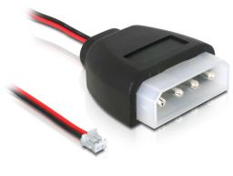 DeLock Power cable for Flash modules 40pin vertical