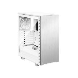Fractal Design Define 7 Compact Tempered Glass White