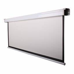 Funscreen Matt White Rollo 141x180 cm Format 16:9