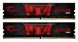 G.SKILL 32GB DDR4 3200MHz Kit (2x16GB) Aegis Black