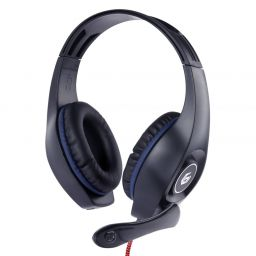 Gembird GHS-05-B Gaming Headset Black/Blue