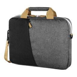 "Hama Florence Notebook táska 15,6"" Black/Grey"