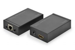 Digitus HDMI Video Extender over Cat5 with IR Control