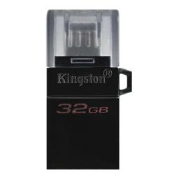 Kingston 32GB DataTraveler microDUO3 G2 Black