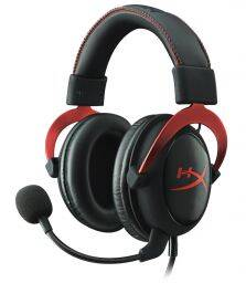 Kingston HyperX Cloud II Headset Black/Red