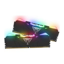 Patriot 16GB DDR4 3200MHz Kit(2x8GB) Viper RGB Black