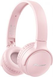 Pioneer SE-S3BT-P Bluetooth Headset Pink
