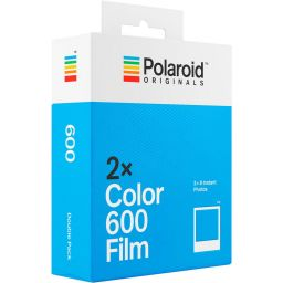 Polaroid Originals 2x Color Film for 600