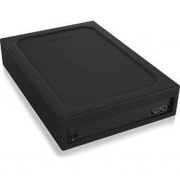 "Raidsonic IcyBox IB-256WP USB3.0 enclosure for 2,5"" HDD or SSD with write-protection-switch"