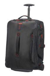 Samsonite Paradrive light Duffle/Backpack with Wheels Black