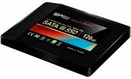 "Silicon Power 120GB 2,5"" SATA3 MLC Velox V55 SP120GBSS3V55S25"