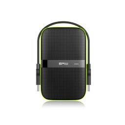 "Silicon Power 1TB 2,5"" USB3.2 Armor A60 Black"