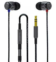 SoundMAGIC E10 In-Ear Black/Silver