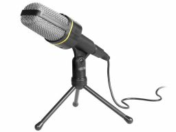 Tracer Screamer Microphone Black