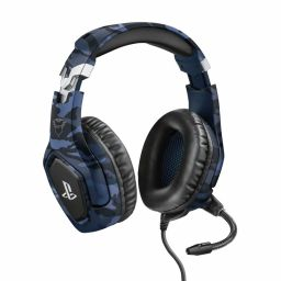 Trust GXT 488 Forze-B PS4 Gaming Headset Blue