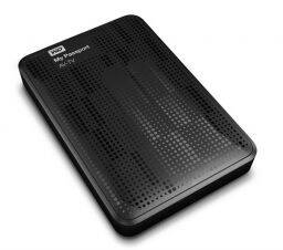 "Western Digital 1TB 2,5"" My Passport AV-TV Black USB 3.0 WDBHDK0010BBK"