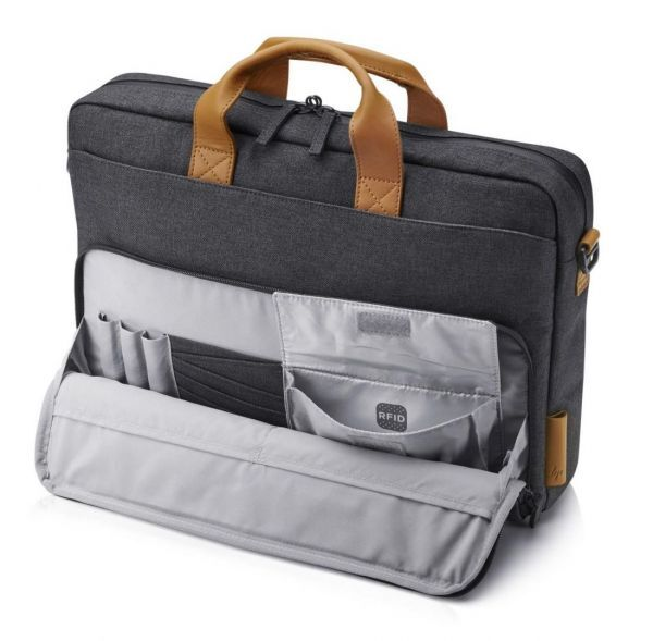"HP Envy Urban Topload Briefcase 15,6"" Grey"